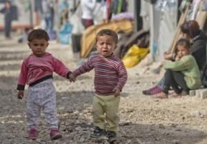 Red Barnet - Tænk hvis det var os, og vores børn