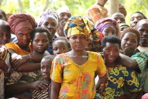 NTLs innsamling til kvinner i Rwanda