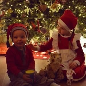 Julebukk for barnekreftforeningen