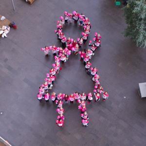 PK-seudun Plan vapaaehtoiset tyttöjen puolesta