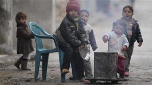 Red børneliv i Syrien