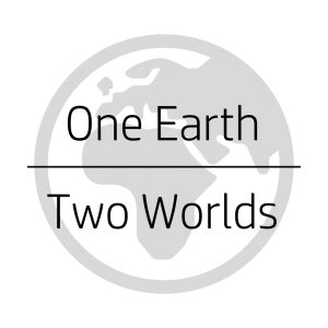 One Earth - Two Worlds