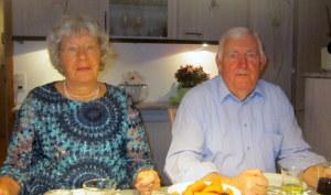 Dorte & Finn Rasmussens 70 års fødselsdagsfest 9.6