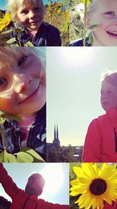 Evelyn&Elias En sommar i den Svenska Naturen