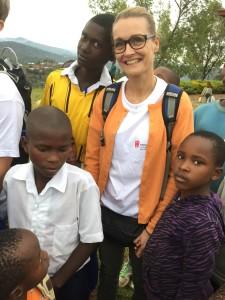 Støt min indsamling til SOS Børnebyerne