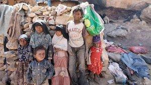 Hjelp barn i Jemen