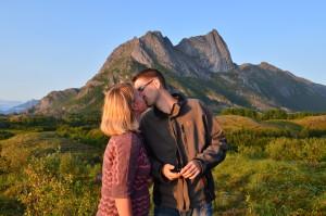 Jeanette & Lars gifter seg!