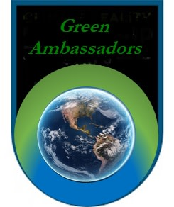 Green Ambassadors solving the challenges!