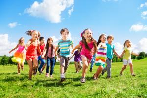 Hjælp de stakkels børn i katastroferamte områder
