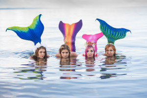 Sjöjungfrus för haven