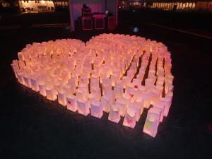 Labbetussane sin innsamling til Kreftforeningen