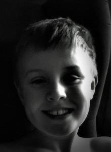 Albin 11 och 2/3 år