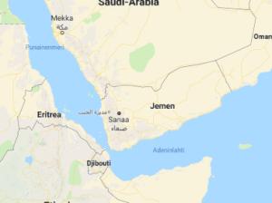 Nuhan Jemenin nälkäkeräys
