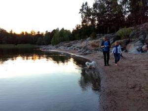 Run4Refugees Team Miina, Heikki & Manuela