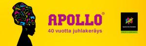 APOLLO 40v. NAISTEN ASIALLA