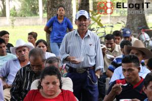 EL og IT Forbundet støtter folkets kamp i Honduras