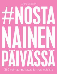 #nostanainenpäivässä-tyttöjen oikeuksien puolesta