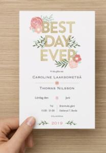 BestDayEver - Caroline & Thomas