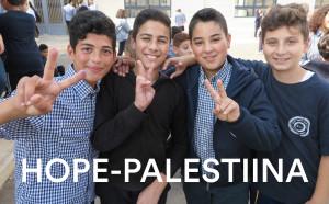 Hope-Palestiina