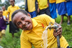 Tiszta Ivóvizet Minden Gyermeknek!