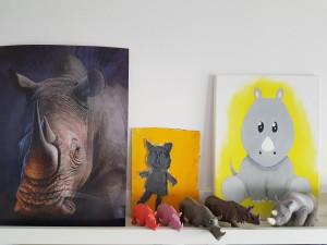 Olivias noshörningsräddning