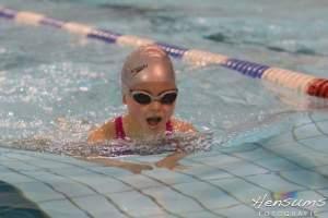 Ik zwem voor unicef