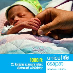 Első versenyem az UNICEF gyermekekèrt
