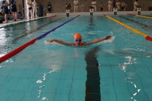 Annemijn zwemt voor Unicef!