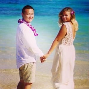 Elina & Hunter Deligeersang Wedding