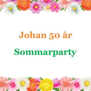 Johan Nyman 50 år