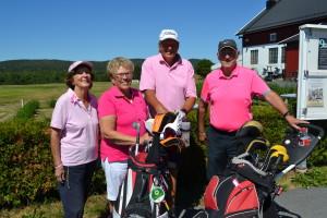 Støtt kreftsaken - spill Golf !