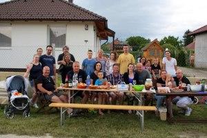 Csinád Street kitchen nyári jótékonysági piknik