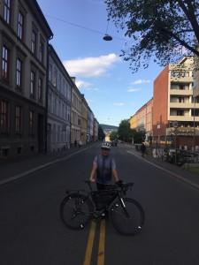 Rundt sør-norge for barnekreftforeningen
