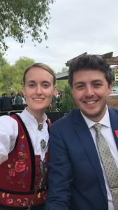 Marthe og Espen gifter seg❤️