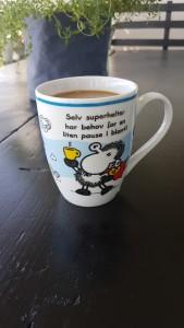 Bli med og bygg barnehage - eg spandere kaffe  ☕😊