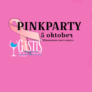 Torsåkers Pinkparty