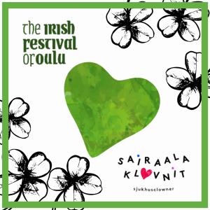 The Irish Festival of Oulu loves Sairaalaklovnit ry