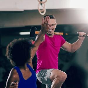 First Class Gym Gävle - Crushing Cancer 2019