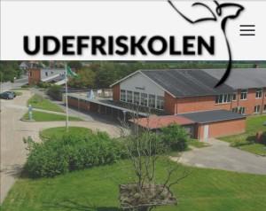 Udefriskolens Venskabsløb - Red Barnet indsamling