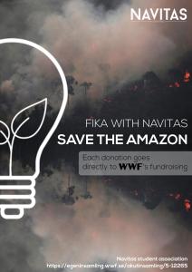 Navitas insamling för Amazonas