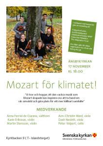 Mozart för Klimatet