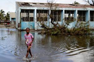 För barnen i katastrof