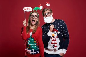 Christmas Jumpers for Children's Education