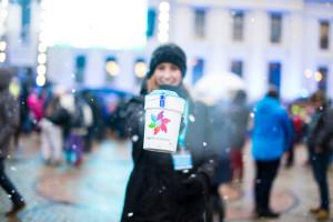 Krafttak mot kreft - Kongsbergrussen 2020