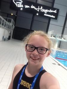 Ik zwem voor Unicef, ik zwem voor ieder kind