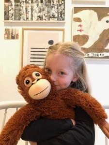 Hjälp Lovis rädda djungelkusinerna!