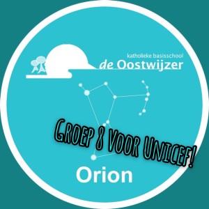 ORION VOOR UNICEF!
