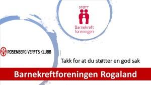 Innsamling til Barnekreftforeningen Rogaland