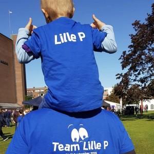 Team LilleP for Stafett for Livet 2020