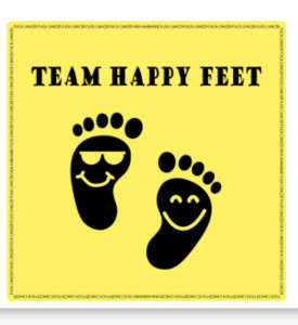 Team Happy Feet